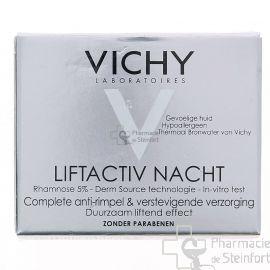 VICHY LIFTACTIV DERM SOURCE NUIT 50 ML