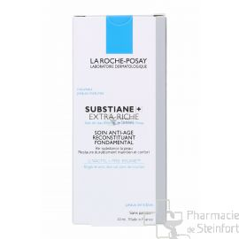 ROCHE POSAY SUBSTIANE + EXTRA RICHE 40ML