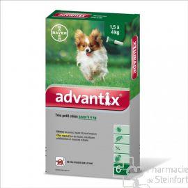 ADVANTIX 40/200 CHIEN