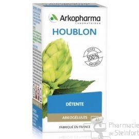 ARKOGELULES HOUBLON 45 CAPSULES