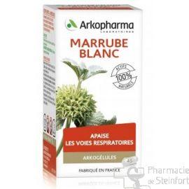 ARKOGELULES MARRUBE  BLANC 45 CAPSULES