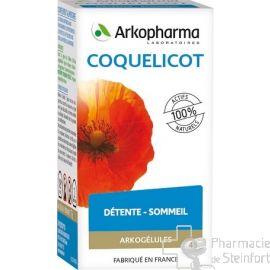 ARKOGELULES COQUELICOT 45 CAPSULES