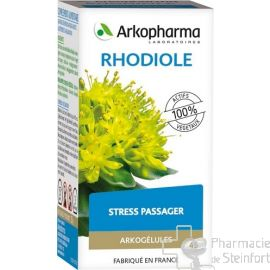 ARKOGELULES RHODIOLE RHODIORELAX 45 CAPSULES