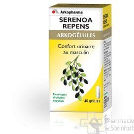 ARKOGELULES SERENOA REPENS 45 CAPSULES