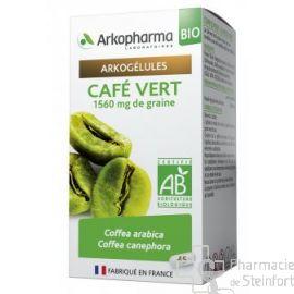 ARKOGELULES CAFE VERT BIO Minceur 45 CAPSULES
