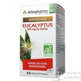ARKOGELULES EUCALYPTUS BIO Immunité.45 CAPSULES