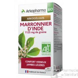 ARKOGELULES MARRONNIER D'INDE BIO Circulation 45 CAPSULES