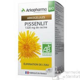 ARKOGELULES PISSENLIT BIO Confort urinaire 45 CAPSULES