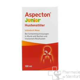 ASPECTON HUSTENSTILLER JUNIOR 100 ML