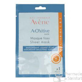 AVENE A-OXITIVE MASQUE TISSU SOS ANTIOXYDANT 18ML