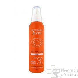 AVENE SOLAIRE SPRAY HAUTE PROTECTION SPF30+ 200 ML