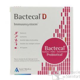 BACTECAL Probiotical D 90 Capsules