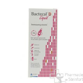 BACTECAL Probiotical LIQUIDE Système immunitaire  60 ML