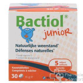 BACTIOL Probactiol JUNIOR 30 Comprimés A MACHER