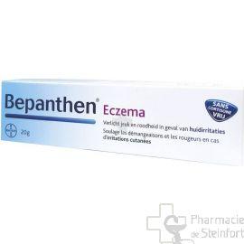 BEPANTHEN  BEPANTHOL SENSICALM ECZEMA ANTI-DEMANGEAISONS CREME 20 G