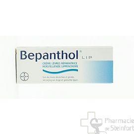 BEPANTHOL BEPANTHEN CREME LEVRES REPARATRICE 7 ML