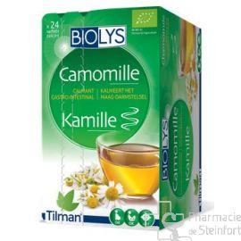BIOLYS CAMOMILLE Digestion 24 BIO SACHETS