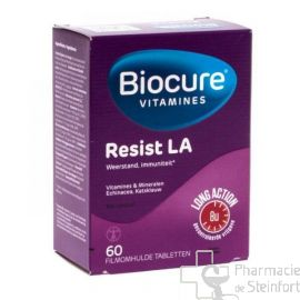 BIOCURE LA RESIST Longue Action 60 Comprimés