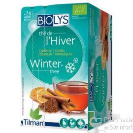 BIOLYS CANNELLE ORANGER Hiver 24 SACHETS