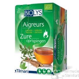 BIOLYS CURCUMA-REGLISSE Aigreurs Digestion 24 SACHETS