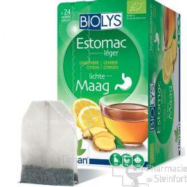 BIOLYS GINGEMBRE CITRON estomac 24 SACHETS