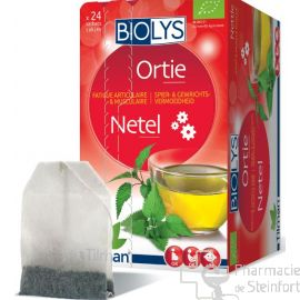 BIOLYS ORTIE Fatigue musculaire articulaire 24 SACHETS