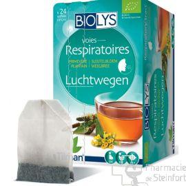 BIOLYS PRIMEVERE PLANTIN Voies respiratoires 24 SACHETS