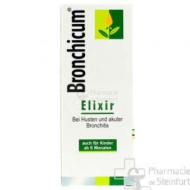 BRONCHICUM ELIXIR S 130 G 100 ML