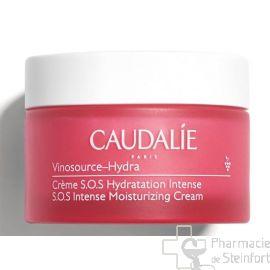 CAUDALIE VINOSOURCE HYDRA CRÈME S.O.S HYDRATATION INTENSE 50ML