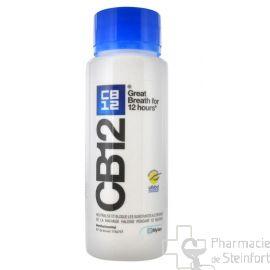CB12 BAIN BOUCHE HALITOSE haleine fraîche 250 ML
