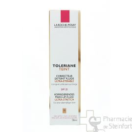 ROCHE POSAY TOLERIANE TEINT FLUIDE 15 30 ML