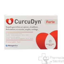 CURCUDYN FORTE Articulations souples 90 CAPSULES