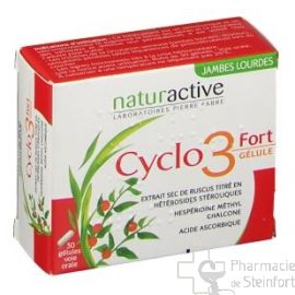 CYCLO 3 FORT 30 CAPSULES