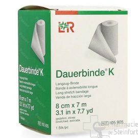 LOHMANN DAUERBINDE K 8 CM * 7 M    22001