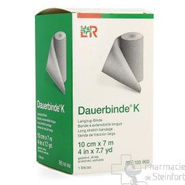 LOHMANN DAUERBINDE K 10 CM * 7 M   22002