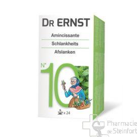 DR ERNST 10 AMINCISSANTE 24 SACHETS iNFUSION