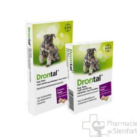 DRONTAL DOG TASTY 6 COMPRIMES