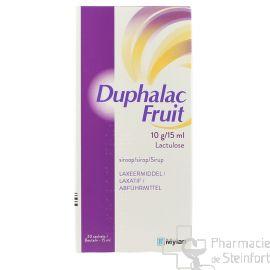 DUPHALAC FRUIT 10 G 20 SACHETS 15 ML