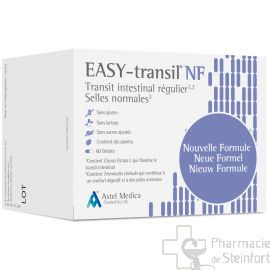 EASYTRANSIL transit  60 CAPSULES NF