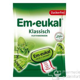 EM EUKAL HUSTENBONBONS ZUckerfrei KLASSISCH 75 G
