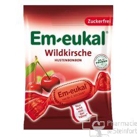 EM EUKAL HUSTENBONBON Zuckerfrei WILDKIRSCHE ZF 75 G