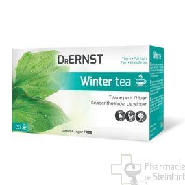 ERNST WINTER TEA refroidissement 20 INFUSIONS