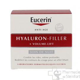 EUCERIN HYALURON-FILLER + VOLUME-LIFT Soin de Nuit 50ml