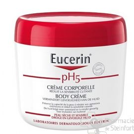 EUCERIN PH 5 CREME CORPORELLE 450 ML
