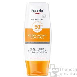 EUCERIN SUN PHOTOAGING EXTRA LIGHT CONTROL SPF50 150 ML