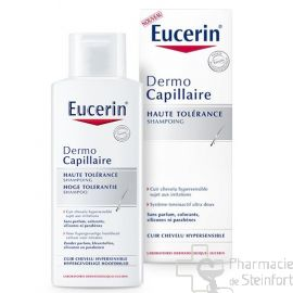 EUCERIN DERMO CAPILLAIRE SHAMPOIING  HAUTE TOLERANCE 250 ML