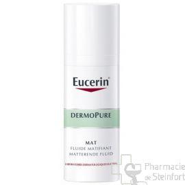 EUCERIN DERMOPURE MAT FLUIDE MATIFIANT 50ML