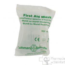 INSUFFLATEUR BOUCHE A BOUCHE( First aid mask)