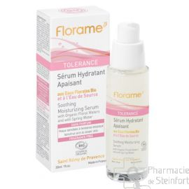 FLORAME TOLERANCE BIO Sérum Hydratant Apaisant 30ML