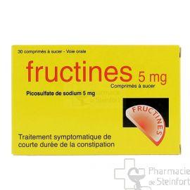 FRUCTINES 30 COMPRIMES